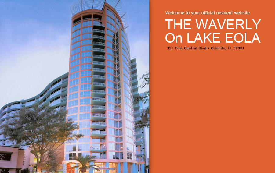 The Waverly on Lake Eola